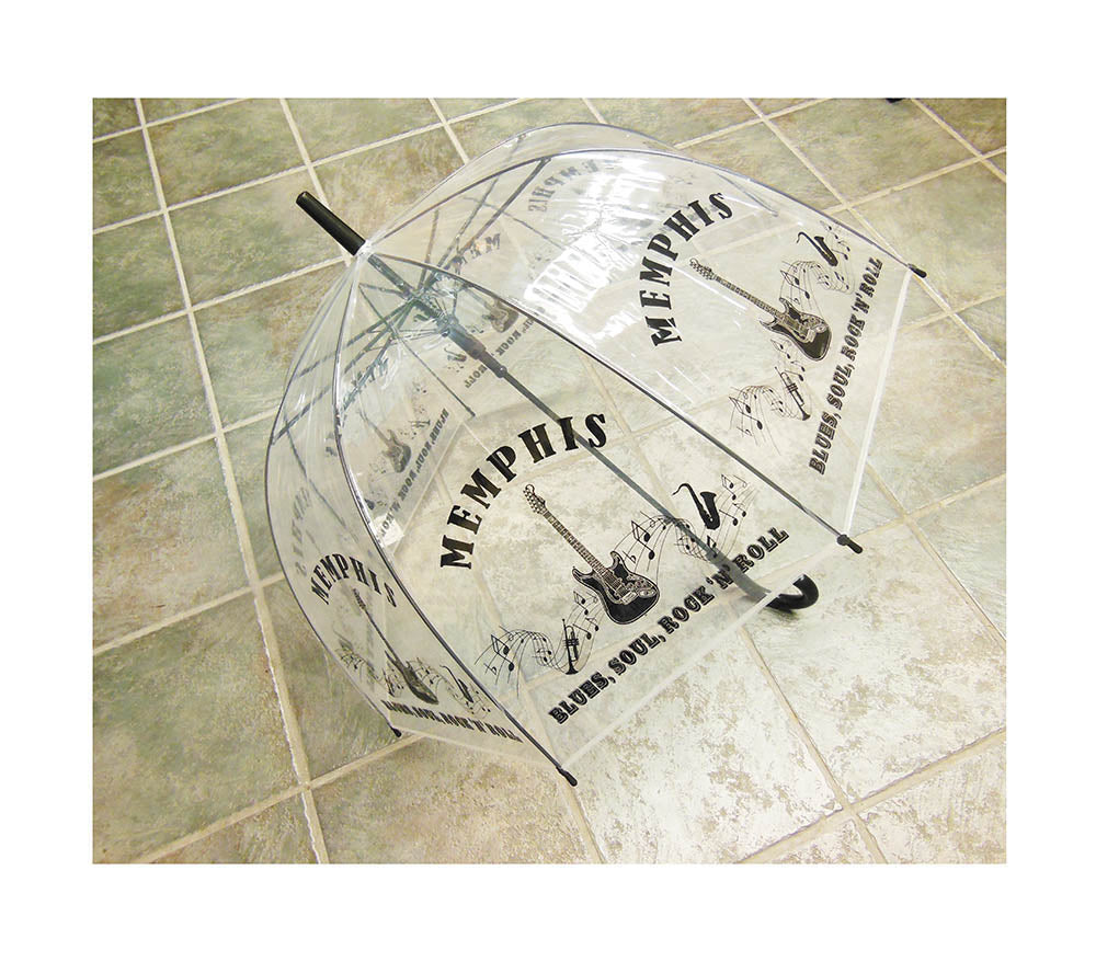 Memphis Umbrella Clear