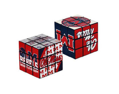 Mississippi Puzzle Cube Old Miss Toy