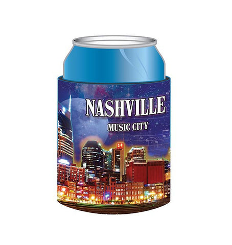 Nashville Huggie Night Skyline