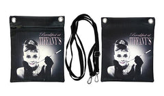 Audrey Passport Bag Breakfast at Tiffany's