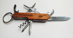 Tennessee Knife Utility Wood