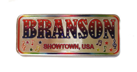 Branson Magnet Color Metallic