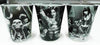 David Gonzales Art Shot Glass Last Call