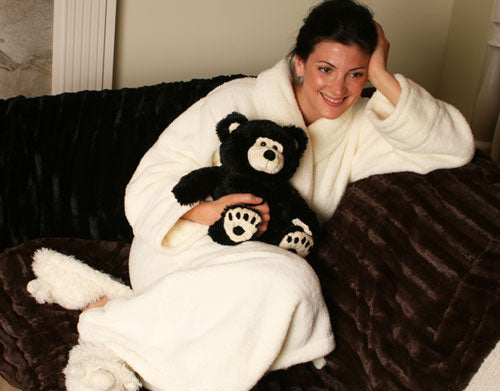 Warm Buddy Ultra Spa Robes