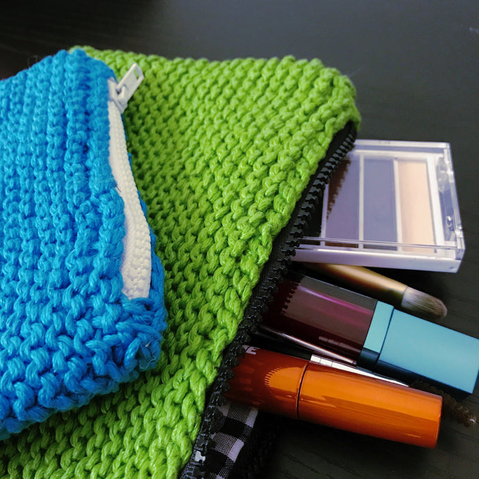 Easy Zippered Pouches!