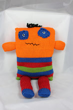 Critters Stuffed Toys Pattern
