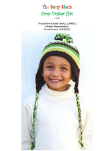 Crop Duster Hat Pattern