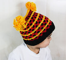 Double Fun Hat Pattern