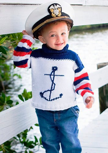 Salty Dog Sweater Pattern