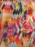 LuLaRoe Rose and Diamond Carly (Small) Rare! Unicorn! HTF