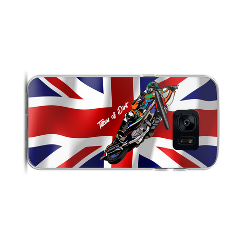Great Britain Speedway Phone Case