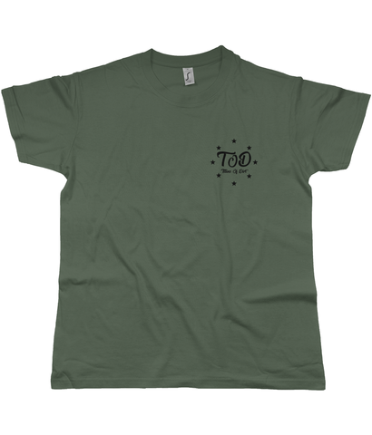 Titans of dirt escape army tee