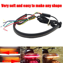 Strobing LED Taillight