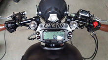 CX500 digital gauge and bracket
