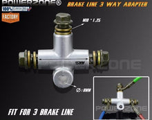 Brake System 3-way Adapter
