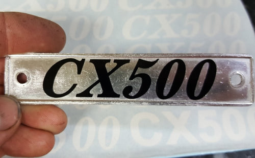 CX500 vinyl stickers