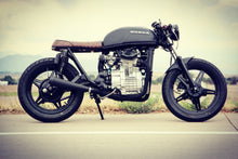 cx500 brat seat cafe racer parts