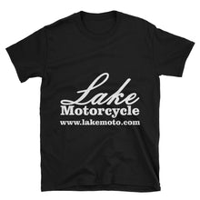 Lake Motorcycle T-shirt