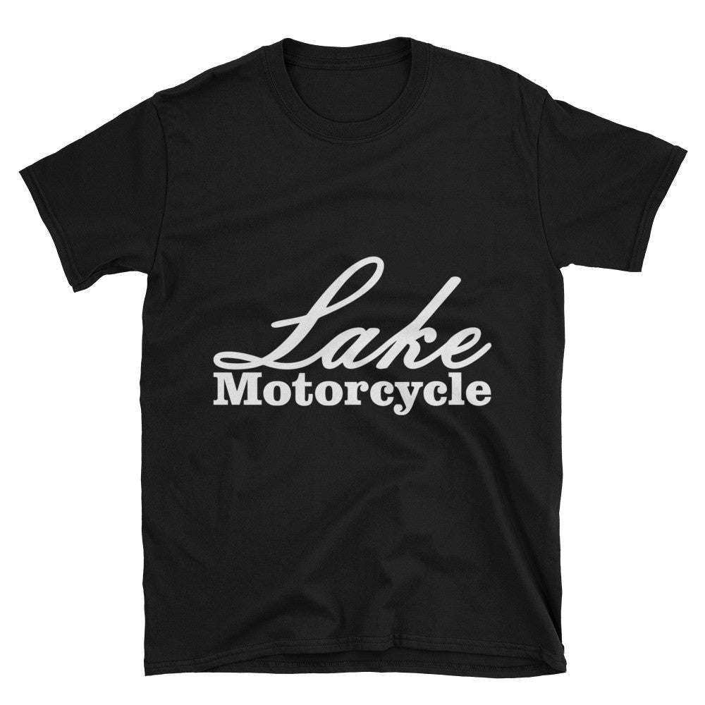 Lake Motorcycle Shirt