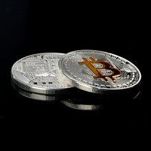 Second Gen Silver Bitcoin