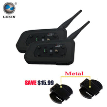 Bluetooth Helmet Intercom System 2 pcs