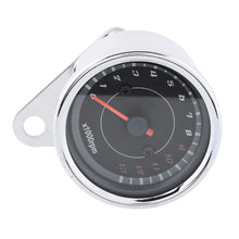 Chrome Tachometer Gauge
