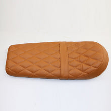Brown Diamond Brat Seat