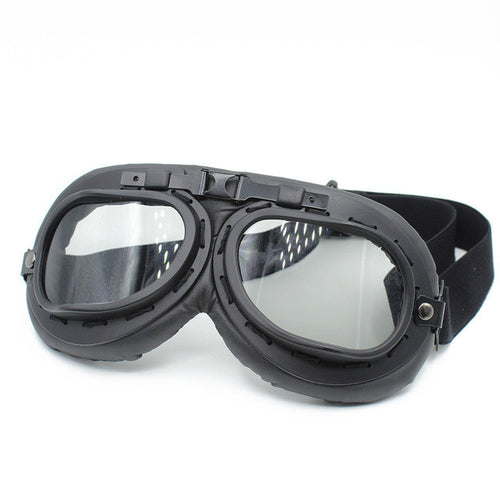 Vintage Riding Goggles