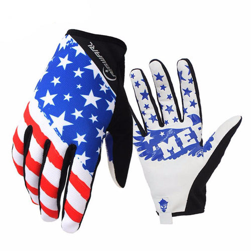 Merica Riding Gloves