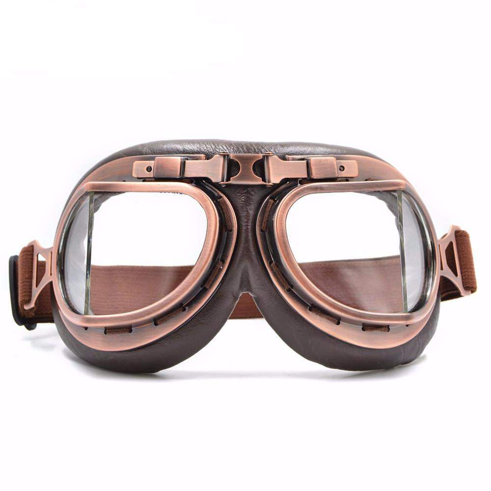 9ab09643226 Copper Vintage Motorcycle Goggles – Lake Moto