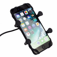 Cell Phone Holder and Charger