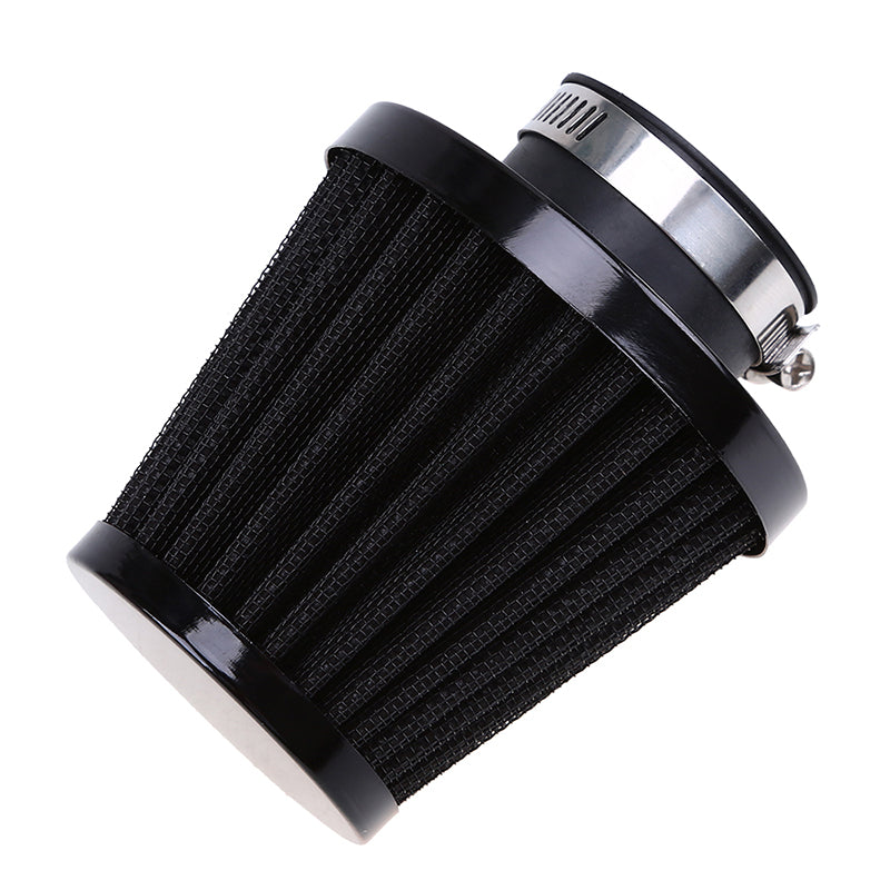 cafe racer pod filters black parts