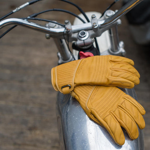 Vintage Riding Gloves