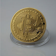 Gold Plated Bitcoin