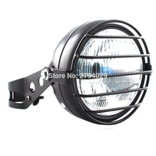 Classic Grille Cover Headlight w/Brackets