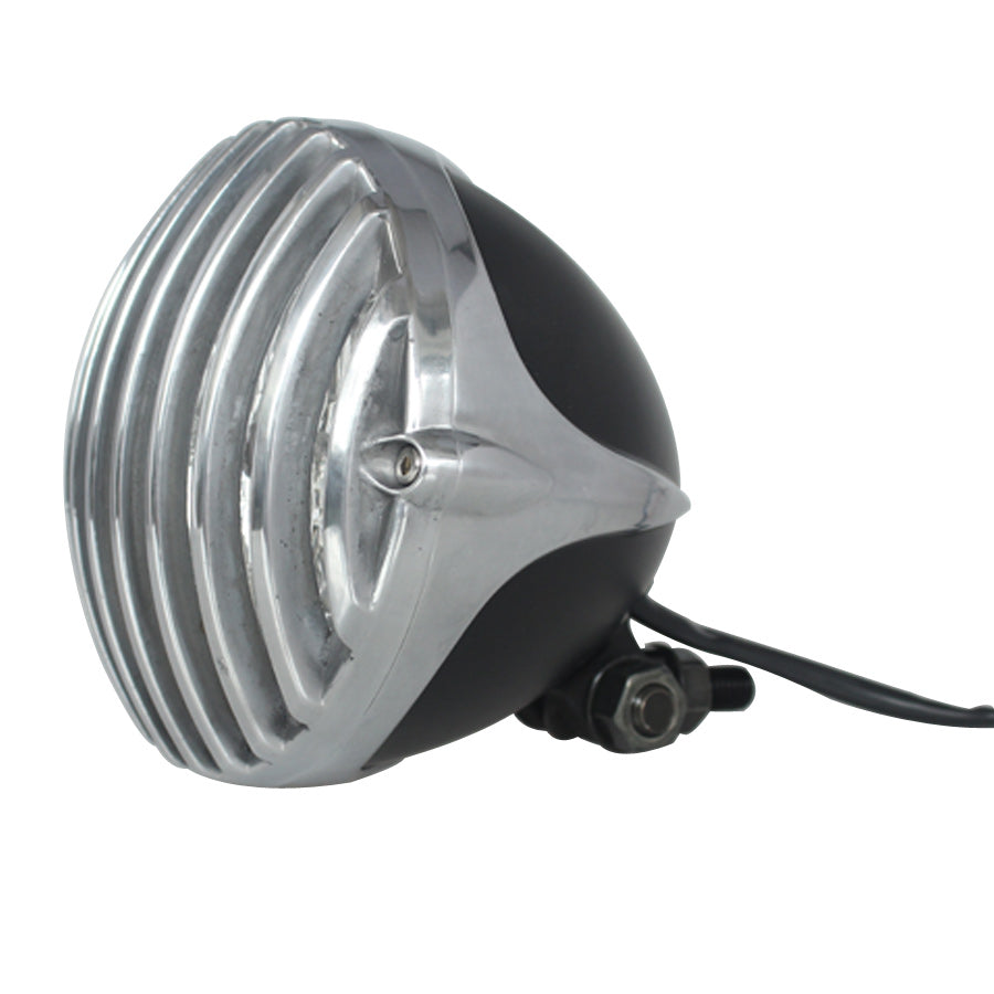 Retro Headlight w/Grille Cover