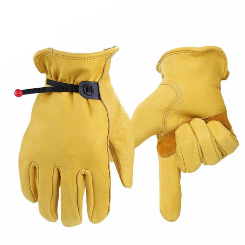 cafe racer riding gloves leather vintage
