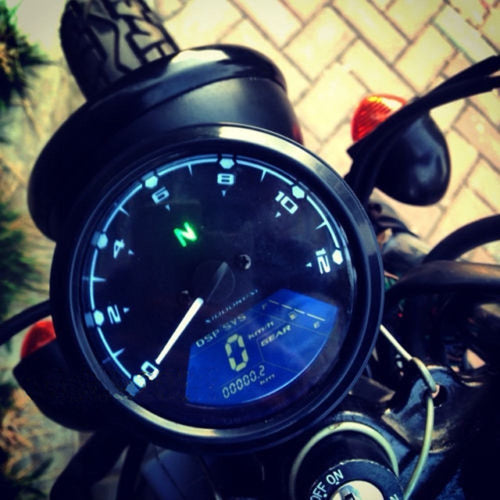 cafe racer gauge parts speedo