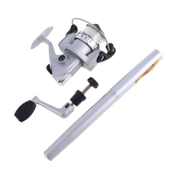 Pen Fishing Rod & Reel - Gear & Gadgets