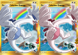 Lenticular Lugia Custom Card (Pigreak)