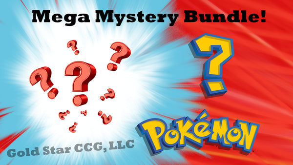 Mega Mystery Bundle (HOLIDAY EDITION)
