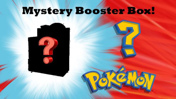 Mystery Booster Box (36 Packs)