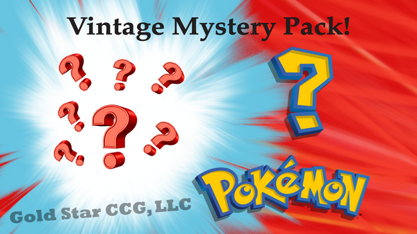 Vintage Mystery Pack