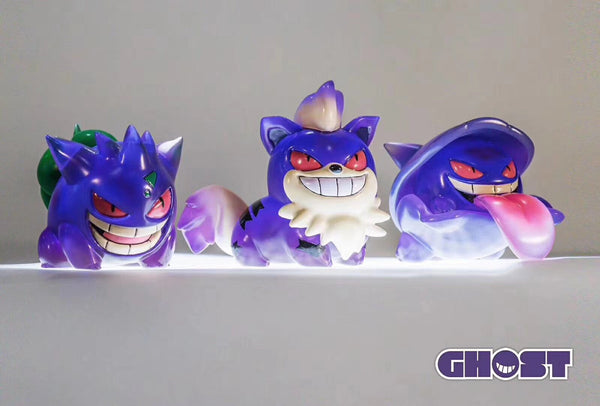 Gengar Cosplay - Pokemon Resin Statue - PREORDEE