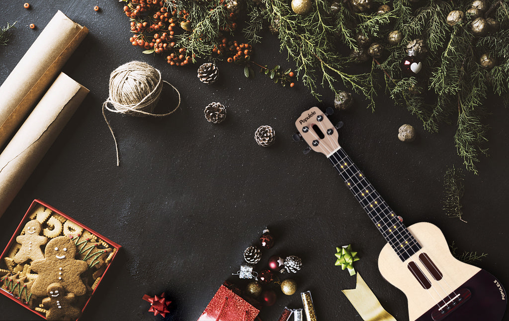 5 Easy Holiday Songs For The Uke