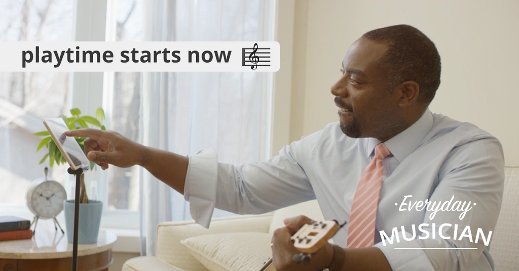 #everydaymusician: Start Your Musical Journey