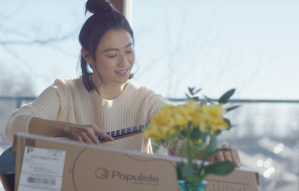Introducing Populele