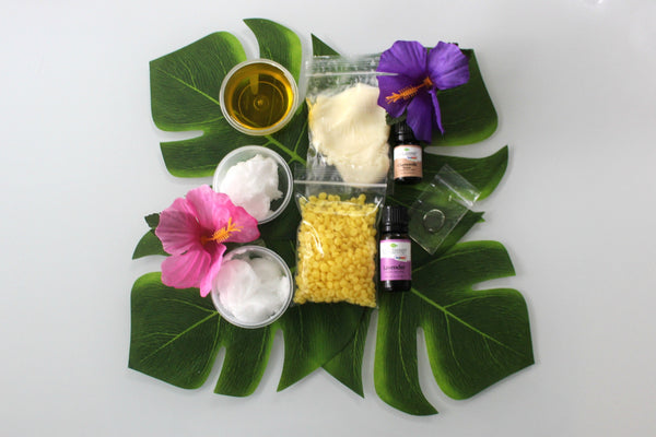 Nourishing Body Butter Kit