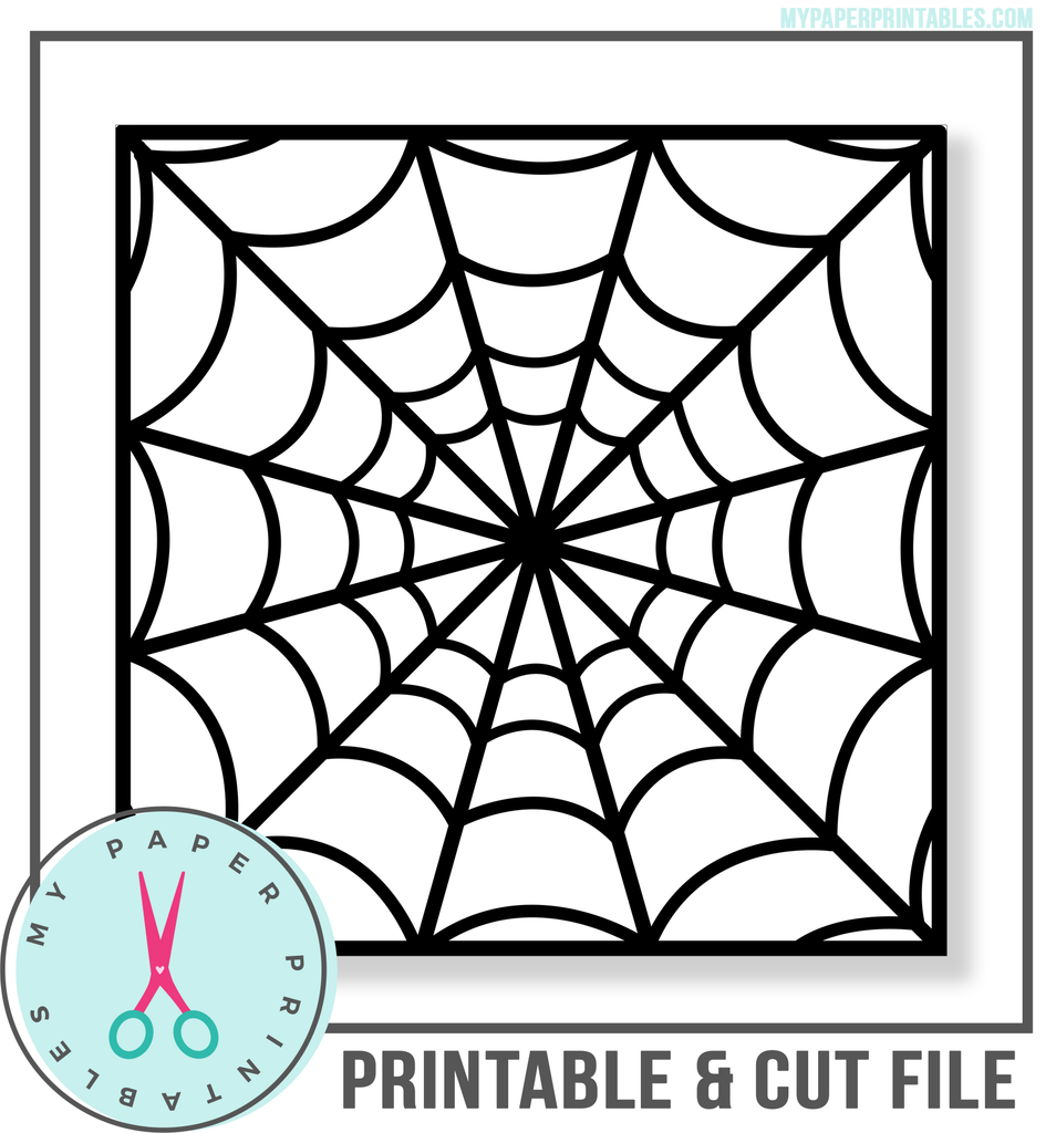 12x12 Web Cut File