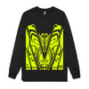 Base Unisex Long Sleeve T-Shirt Yellow Hi Vis - Hi-Vis-Trends